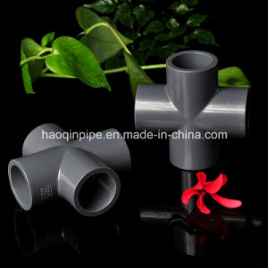 Manufacter UPVC Sch 80 Pipe Fitting for Water Supply pictures & photos