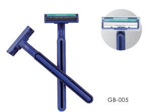 Triple Stainbless Steel Blade Shaving Razor
