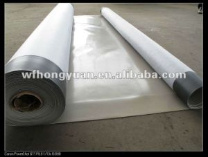 1.5mm Thickness Reinforced Polyvinyl Chloride PVC Waterproof Roofing Membrane /Roof Garden PVC Film (ISO) pictures & photos