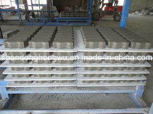 PVC Pallet Plastic Pallet for Concrete Block Machine