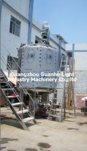 Liquid Wash Mixer with Homogenizer for Detergent Making pictures & photos