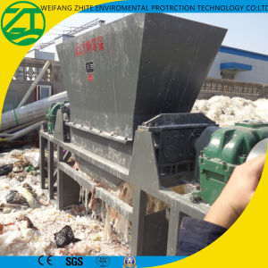 Plastic Pipe Crusher/Waste Fabric/Mattress/Pet Bottle Crusher/Wood Pallet/Foam/Scrap Metal Shredder pictures & photos