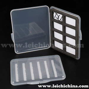 New Arrivel Super Slim Plastic Fly Fishing Box pictures & photos