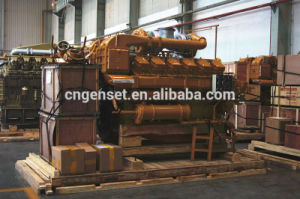 Coal Gas Generator, Methane Gas Powered Generator Set, Coal Gasification Power Plant, 500kw & 600kw pictures & photos