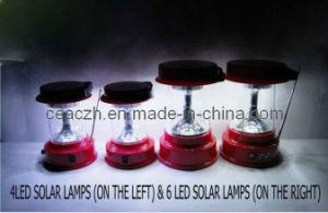 Solar Portbale Camping Light/Lantern