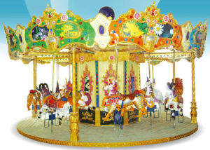 Fun Entertainment Playground Carousel Ride for Fun