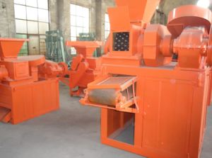 Factory Direct Sale Charcoal Powder Briquette Extruder Machine pictures & photos