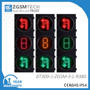 Red/Green LED Traffic Signal Light, Road Safety Warning Light pictures & photos