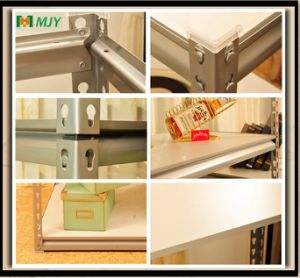 Boltless Rivet Warehouse Light Duty Storage Rack Mjy-As02 pictures & photos