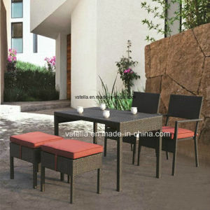 Model Garden Outdoor Dining Patio Wicker Rattan Furniture