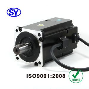High Speed 750W AC Servo Electrical Motor for CNC (60SV750AA30A) pictures & photos