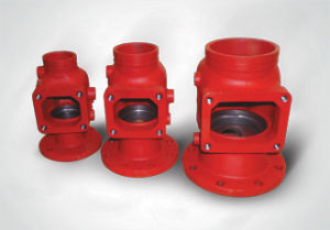 Dry Pipr Valve Body Valve Parts pictures & photos