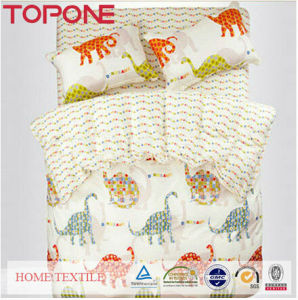 High Quality Best Felling Kids Bed Sheet Sets (T82) pictures & photos