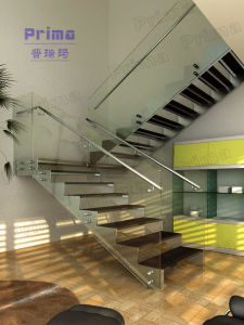 Prefabricated Staircases U Shape L Shape Stairs pictures & photos