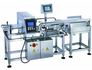 Metal Detector and Check Weigher Combination (COMBO-MD)