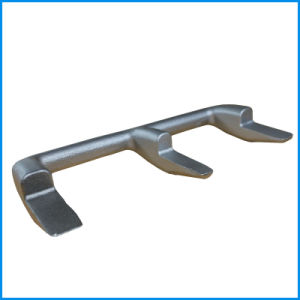High Quality Lost Wax Precision Casting Bracket Component for Machinery