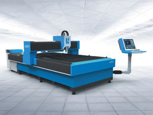 Lead & Paif-3015 Entrance Fiber Laser Cutting Machine pictures & photos