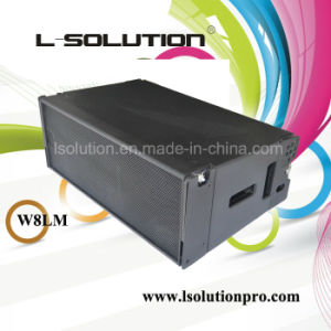 "W8lm, 2X8"" Line Array System, Mini Line Array"