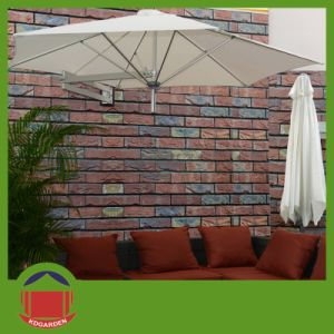 White Color Roman Wall Umbrella pictures & photos