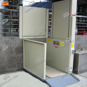 2.8m Vertical Lift for Disabled People pictures & photos