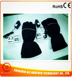 3.7V 2600mAh Rechargeable Li-on Battery Heating Glove