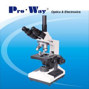 40X-1000X LED Seidentopf Trinocular Biological Microscope (XSZ-PW207T) pictures & photos