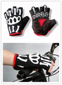 2015 New Design Practical Bicycle Glove Half Finger Cycling Glove Riding Glove Bicycle Parts Non-Slip Bicycle Glove Functional Bicycle Glove