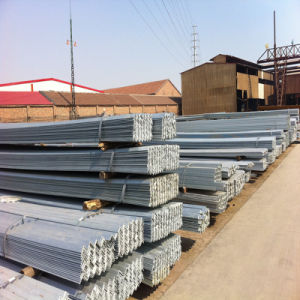 25X25mm - 200X200mm / 25X16mm - 200X125mm Galvanized Iron Angles pictures & photos