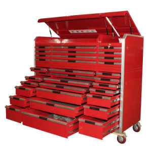 Heavy Duty Garage Workshop Drawer Tool Trolley on Sale pictures & photos