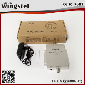 High Gain Lte 4G Signal Repeater 2600MHz Mobile Signal Booster pictures & photos