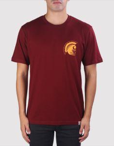 Men′s Cotton Jersey Print T Shirt