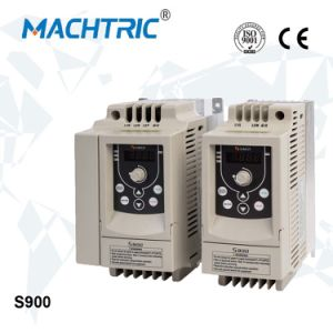 S900 Single Phase 220V Variable Frequency Drive Mini VFD 0.2-3.7kw pictures & photos