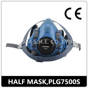 Reusable Dust Half Facepiece Mask Small Size (7500S) pictures & photos