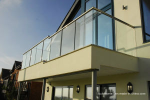 12mm Thickness Toughened Glass Balustrade (GB-03) pictures & photos