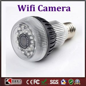 WiFi Lamp Camera pictures & photos