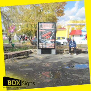 Outdoor Scrolling Advertising Display (Item 2) pictures & photos