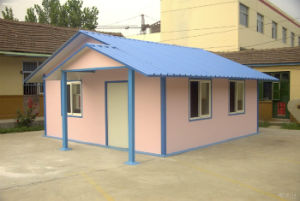 Fast Assembly Prerfabricated Prefab Cabin Buildings pictures & photos