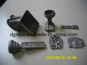 Precision High Quality Aluminum Die Casting for Satellite Communication Parts pictures & photos