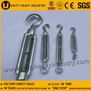 Hook and Eye DIN 1480 Turnbuckle pictures & photos