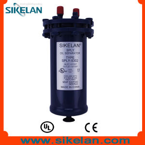 Air Conditonal Oil Separator With Flange Air-Conditioning (SPLY-5303) pictures & photos
