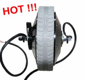 China Dc Motor Hub Motor With Electromagnetic Brake For