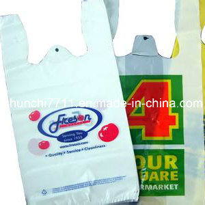 Biodegradable Compostable Plastic Shopping Bags pictures & photos