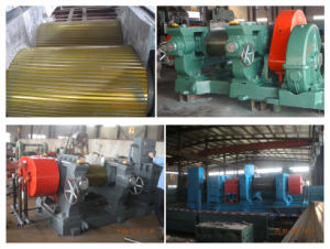 Rubber Crusher Machine (XKP-400) pictures & photos