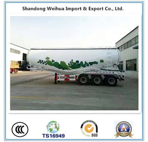 High Quality 45cbm 59t Bulk Cement Tank Semi Trailer pictures & photos