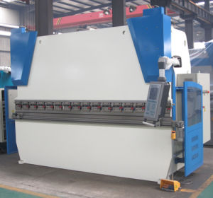 China CNC Hydraulic Press Brake Folding Bending Machine Pbh-80t/4000 pictures & photos