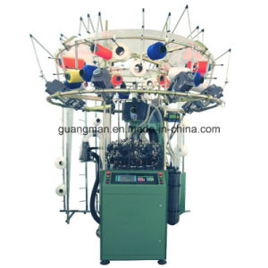 High Quality Electronic Jacquard Seamless Underwear Knitting Machine pictures & photos