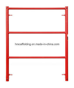 High Quality Steel Metal Construction System H Frame Scaffolding pictures & photos
