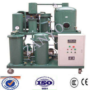Zyd High-VAC Double-Stage Vacuum Base Oil Purifier System pictures & photos