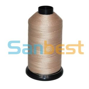 100% Bonded Polyester Multi-Filaments Sewing Thread for Multineedle Quilting pictures & photos
