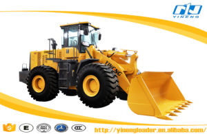 6 Tons Front Wheel Loader pictures & photos